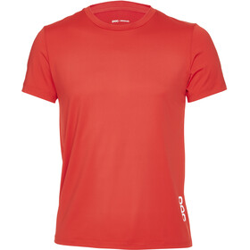 POC Resistance Enduro Light Tee Herre prismane red